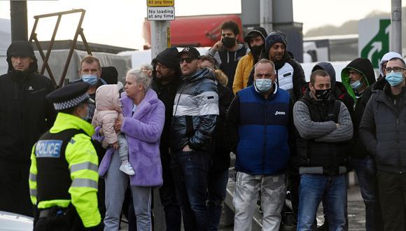 Coronavirus en Reino Unido | Últimas noticias | Último minuto: reporte de infectados y muertos hoy, miércoles 23 de diciembre del 2020 | Foto: EFE