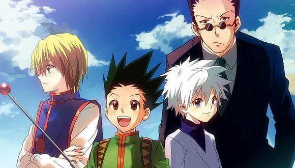 Hunter x Hunter: ¿tendrá otra temporada el anime basado en el trabajo de Yoshihiro Togashi? (Foto: Madhouse)