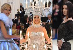 MET Gala 2021: los 'looks' más recordados de la historia del evento