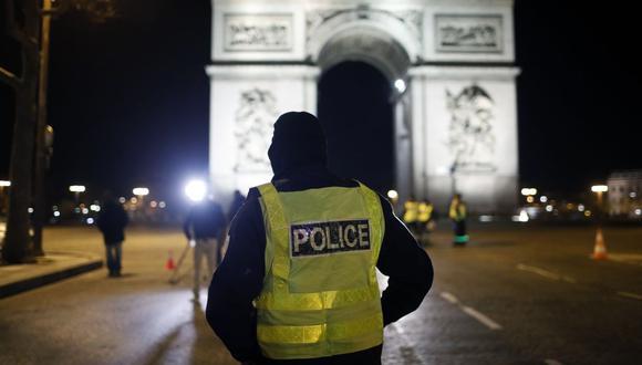 """Francia frustró dos """"atentados terroristas islamistas"""" en el 2020. (AP Photo/Thibault Camus)."""