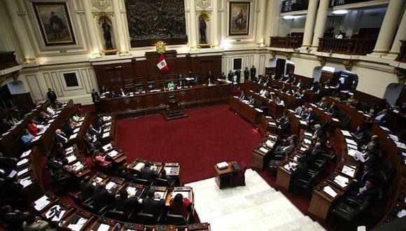 Comisión Permanente del Congreso legislará hasta 28 de febrero