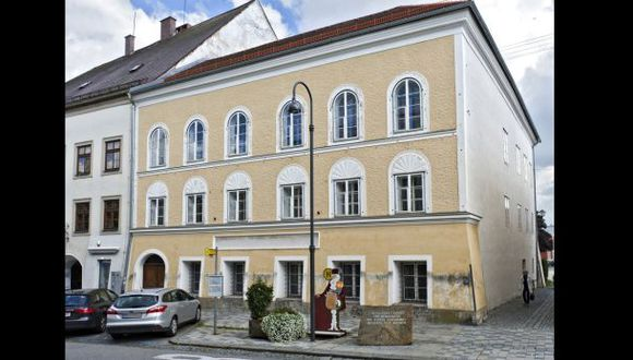Casa de Hitler en Austria lleva tres años desocupada