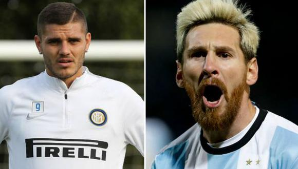 ¿Lionel Messi bloquea llegada de Icardi a selección argentina?