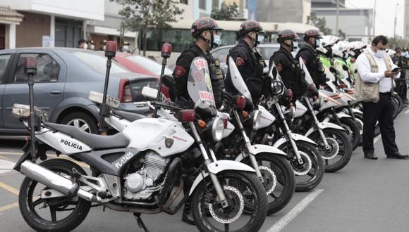 Unos 500 policías brindarán seguridad durante el debate de equipos técnicos de Perú Libre y Fuerza Popular a realizarse este domingo 23 de mayo en el Gran Teatro Nacional | Foto: Jessica Vicente/@photo.gec