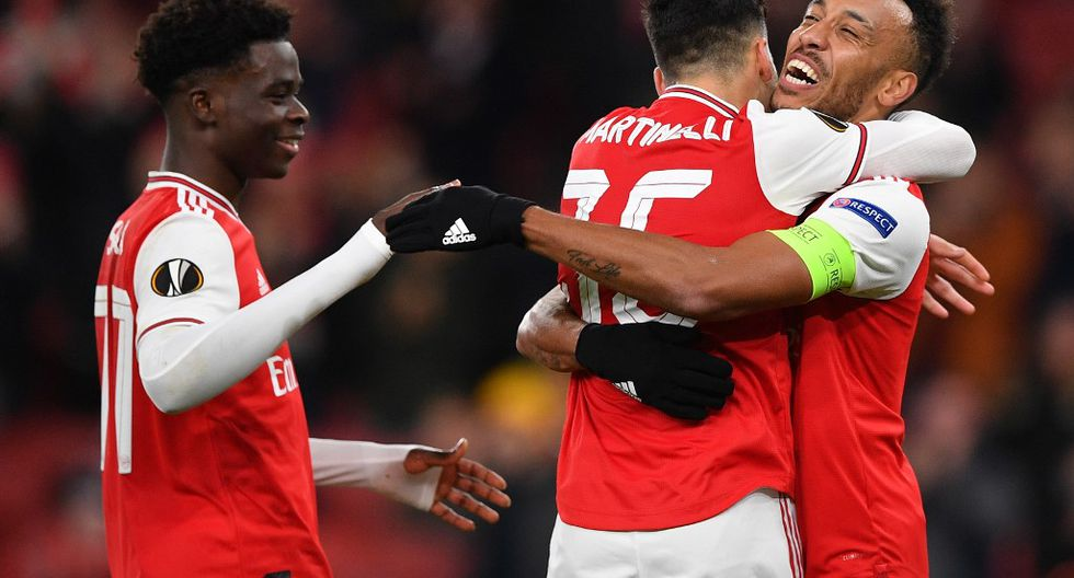 Club: Arsenal   Nombre anterior: Dial Square. (AFP)