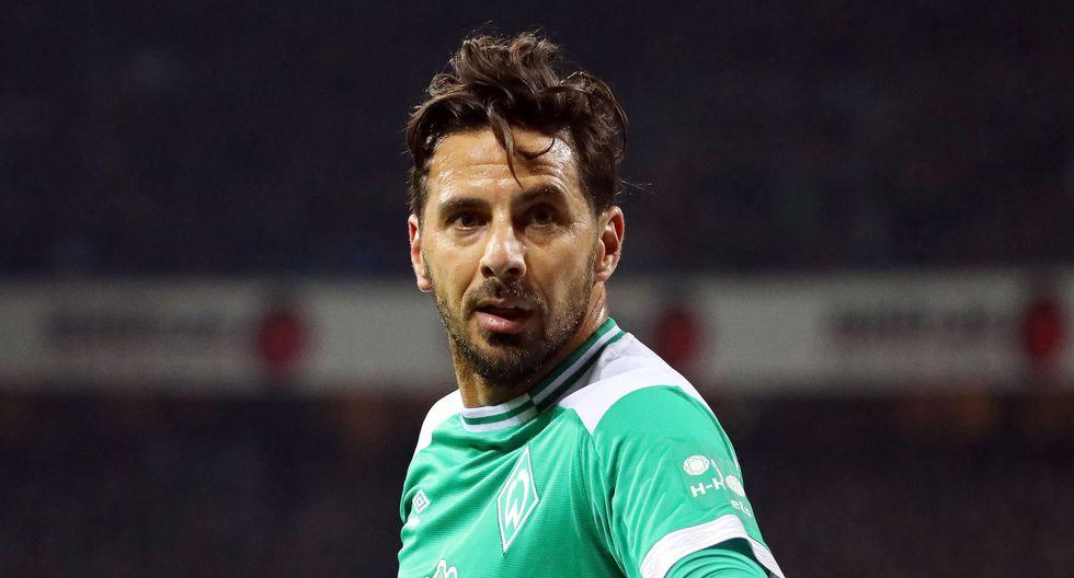 """""""Pizarro, la biografía"""" es un libro para conocer más acerca de la carrera del futbolista peruano más exitoso de todos los tiempos a nivel de clubes. (Foto: EFE)"""