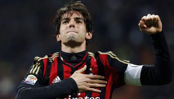 Kaká rescindió contrato con su amado AC Milan