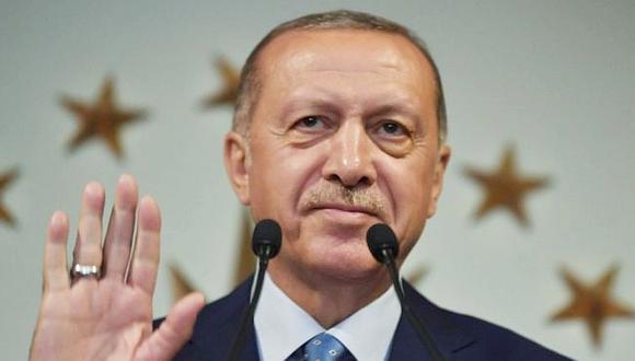 Erdogan es el segundo hombre más poderoso en la historia de Turquía, solo superado por el fundador de la nación, Ataturk. (Foto: AFP)