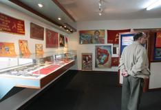 El 'museo policial' en Perú donde se resguardan más de 1000 piezas vinculadas al terrorismo