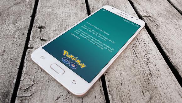 ¿Sabes por qué algunos usuarios han sido baneados en las últimas horas? (Foto: Pokémon GO)