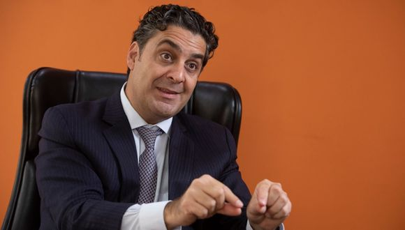 El titular del Indecopi indica que la norma que posterga la entrada en vigencia de la ley de fusiones podría publicarse en la primera quincena de mayo. La propuesta se encuentra en manos de la PCM para su revisión. (Foto: José Rojas / GEC)