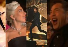Queen en los Oscar 2019: las reacciones de los invitados ante el show de la banda