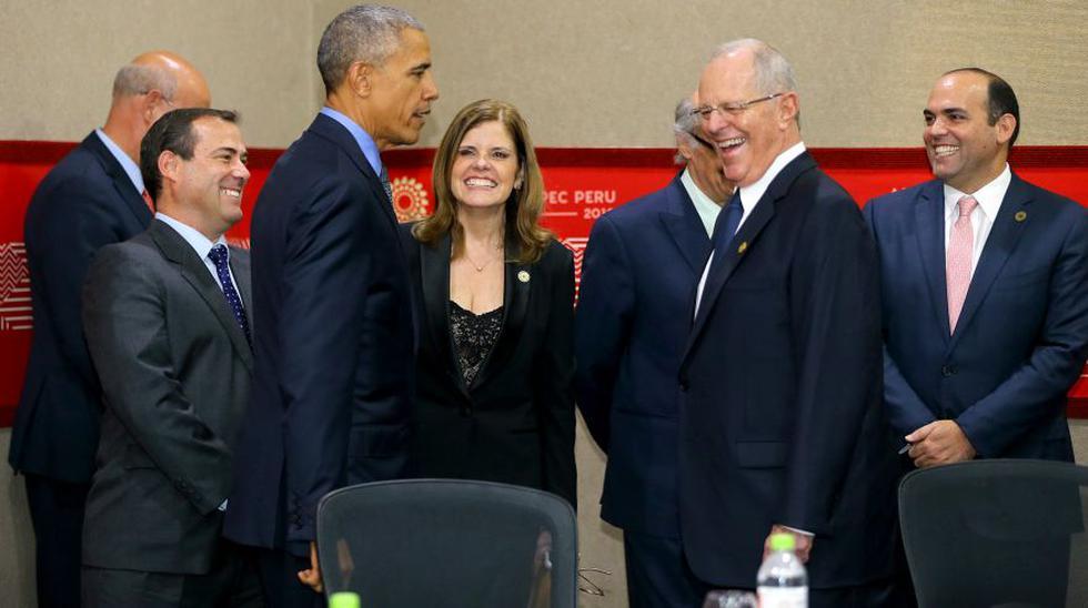 La reunión entre PPK y Barack Obama en el marco de APEC [FOTOS] - 5