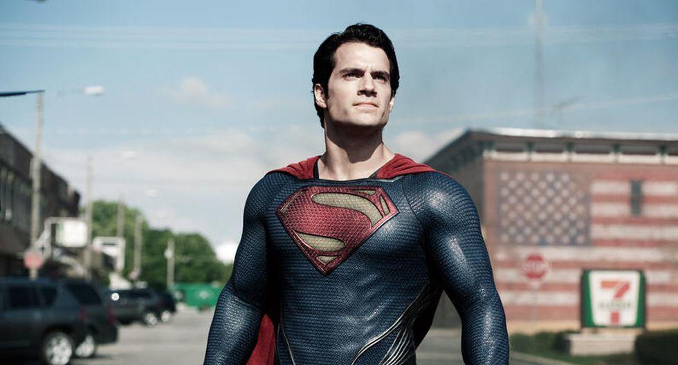"""""""Man of Steel"""" 2, ¿realmente está en desarrollo con Henry Cavill?  (Foto: Warner Bros.)"""