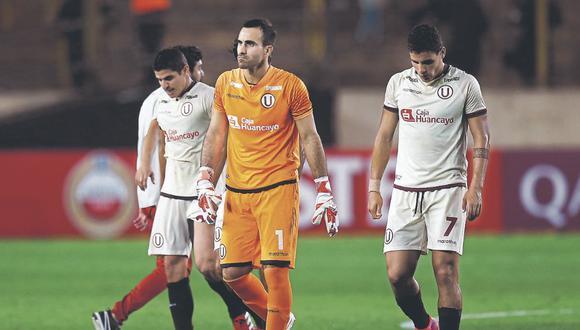 El 'Puma' Carranza arremetió contra el plantel de Universitario y señaló que el equipo no tiene referentes ni líderes. (Foto: GEC)