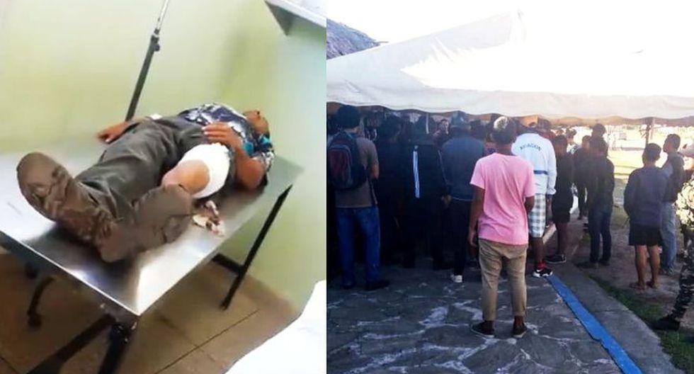Venezuela Aid Live | Kumarakapay | Un muerto y varios heridos: Régimen ataca a indígenas que apoyan ingreso de ayuda en Venezuela. (Captura de Video)