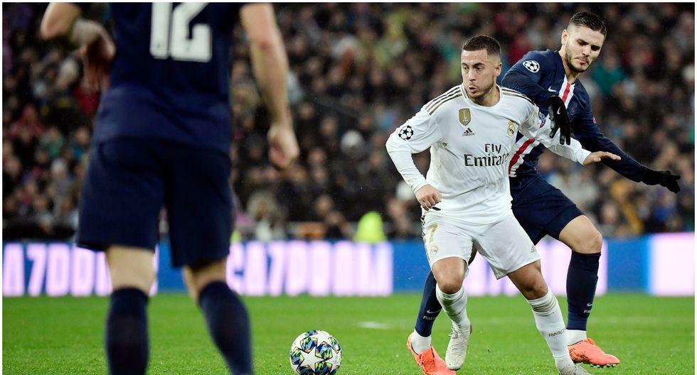 Edad 29: Eden Hazard juega en Real Madrid y está valorizado en 129 millones de dólares (Foto AFP)