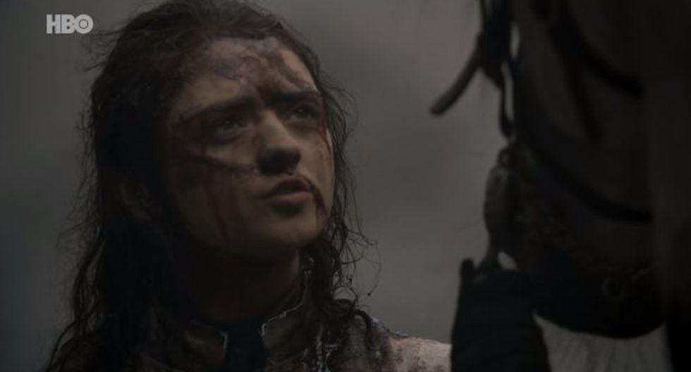 Arya Stark tiene una nueva misión (Foto: Game of Thrones / HBO)