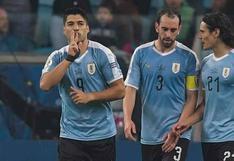 Uruguay anunció a sus convocados para la nueva fecha triple de las Eliminatorias a Qatar 2022
