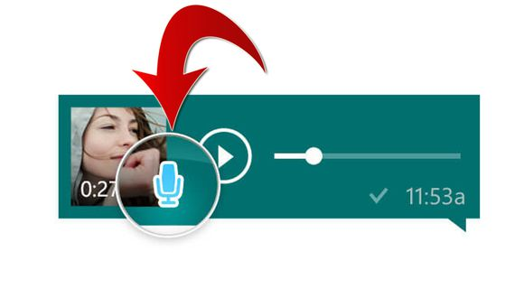 ¿Hay una posibilidad para escuchar tus mensajes en altavoz? Prueba este truco. (Foto: WhatsApp)