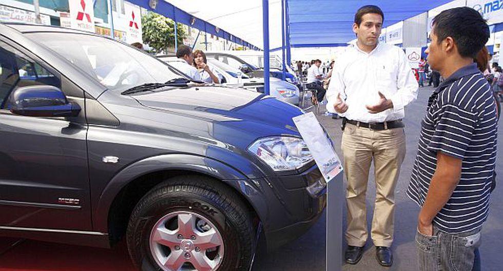 Las empresas del sector automotor fortalecen su oferta comercial para beneficio de los consumidores, según la Asociación Automotriz del Perú. (Foto: GEC)<br>