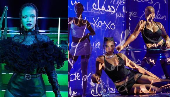 La cantante de Barbados sienta las bases para las pasarela del futuro y deja en evidencia (aún más) la gran derrota de Victoria's Secret. (Imagen: Instagram: @savagexfenty)