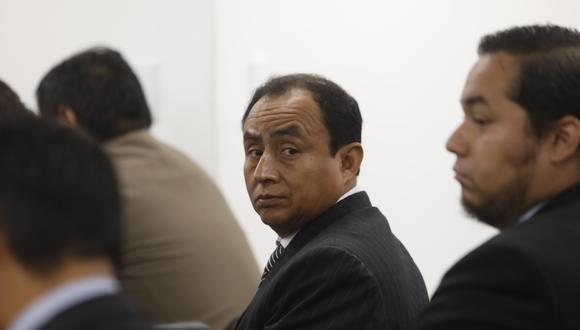 Gregorio Santos: dictan 19 años de prisión contra exgobernador regional de Cajamarca. (Foto: Piko Tamashiro)
