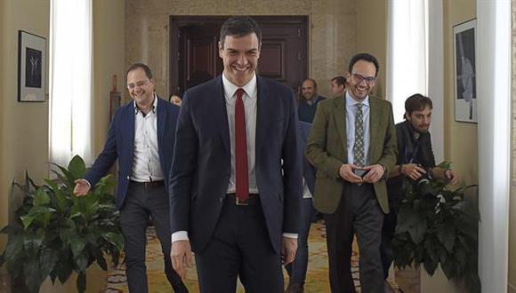 El camino que deberá recorrer Sánchez para gobernar España