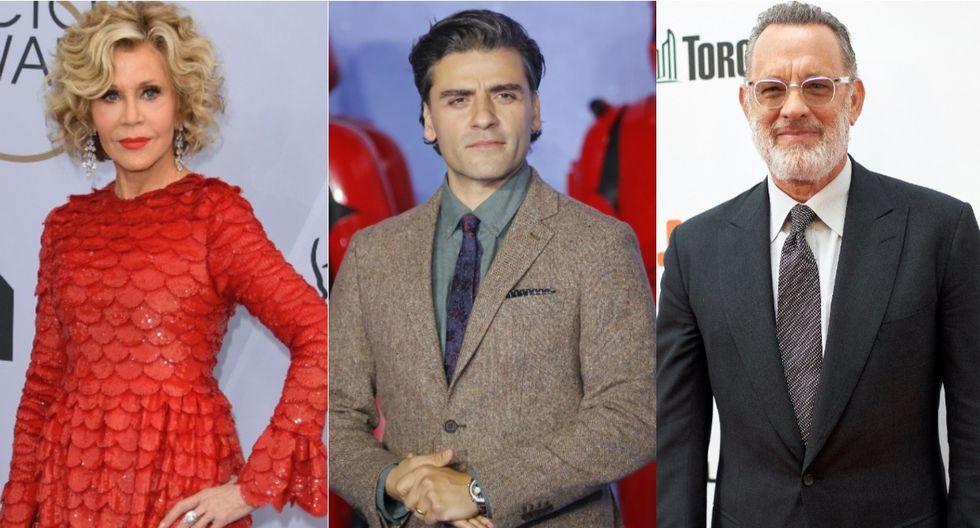 Oscar 2020: Jane Fonda, Óscar Isaac y Tom Hanks encabezan la última lista de presentadores de la gala. (Foto: AFP)
