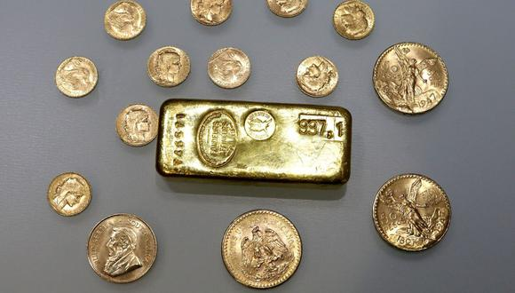 Los futuros del oro en Estados Unidos subían un 0,1% a US$1.784,6 la onza. (Foto: Reuters)