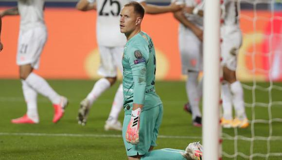 Ter Stegen es jugador de Barcelona desde la temporada 2014-15. (Foto: AFP)