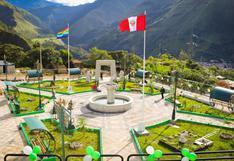 Cusco: adultos mayores de 60 años del distrito de Machu Picchu recibirán mañana vacuna contra el COVID-19