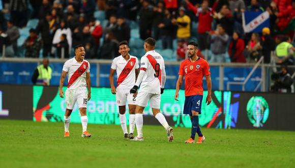 Perú llegó a la final tras ganar a Uruguay en cuartos y Chile en semis. (Foto: GEC)