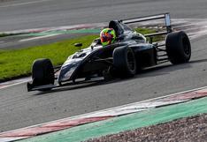 Matías Zagazeta ya entrena con nuevo equipo para la F4 Británica de este 2021