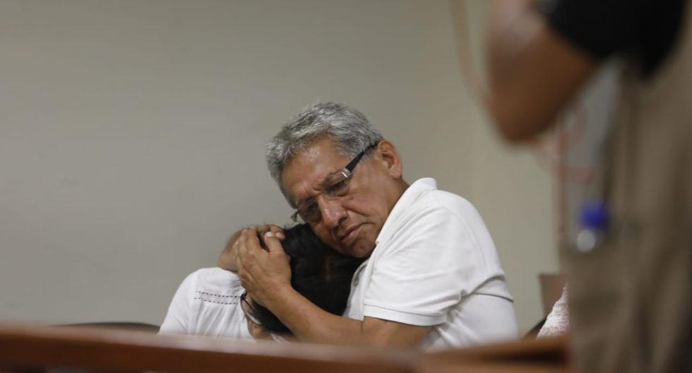 Padres de Solsiret Rodríguez, Rosario Aybar y Carlos Rodríguez, piden justicia para su hija. (Fotos: Piko Tamashiro/GEC)