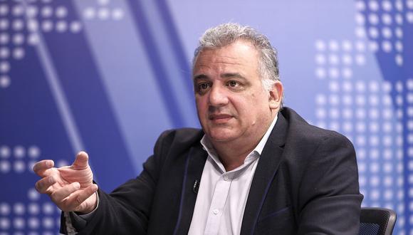 El economista Gustavo Guerra García asumirá el cargo de viceministro de Hacienda del MEF. (Foto: GEC)
