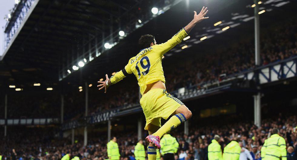 Costa se burló, peleó y anotó dos goles en triunfo de Chelsea - 10