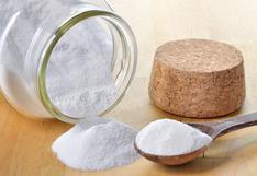 Cuatro usos del bicarbonato de sodio ideales para esta temporada