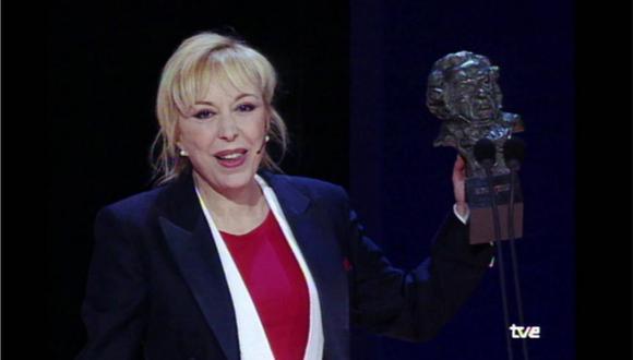 La actriz española Rosa Maria Sardà falleció a los 78 años. (Foto: @Academiadecine)