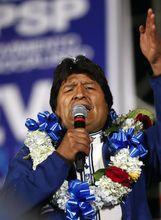 Por qué la de este domingo es la elección más difícil de Evo Morales