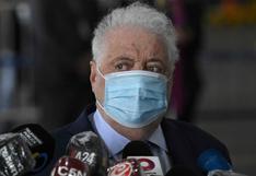 Ministro de Salud de Argentina renuncia tras escándalo de vacunaciones a sus allegados