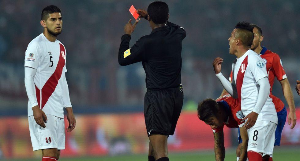 Carlos Zambrano. Jugaba en el Frankfurt aquel año. Ahora volvió a ser considerado luego de tres años de ausencia en la selección. (Foto: AFP)