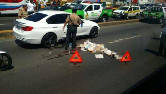 Los peatones suicidas, por Pedro Ortiz Bisso