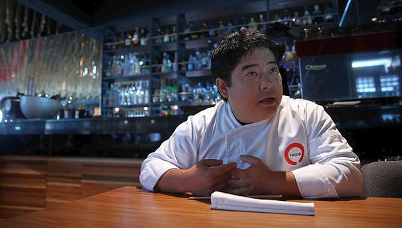 Mitsuharu Tsumura, dueño del Maido, señala que debemos de sentirnos orgullosos de la cocina Nikkei. (Foto: EFE)