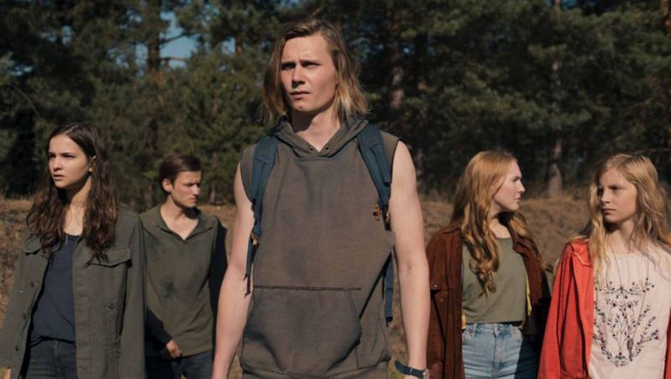 Magnus y los demás chicos también tienen una misión (Foto: Dark / Netflix)