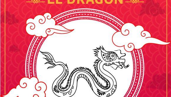 El dragón es uno de los animales más intensos del Horóscopo Chino. (Foto: GEC)