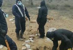 COVID-19 : denuncian que fallecidos no estaban en sus tumbas tras exhumarlos en Lambayeque
