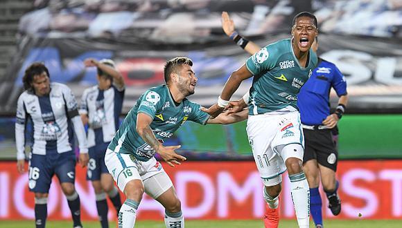 León vs. Pachuca: juegan en el Nou Camp por la jornada 2 del Clausura 2021 de Liga MX. (Foto: Agencias)