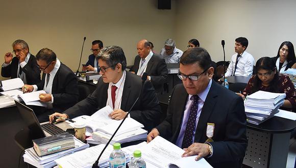 Fiscal José Domingo Pérez solicitó prisión preventiva para el empresario Gonzalo Monteverde (Foto:Poder Judicial)
