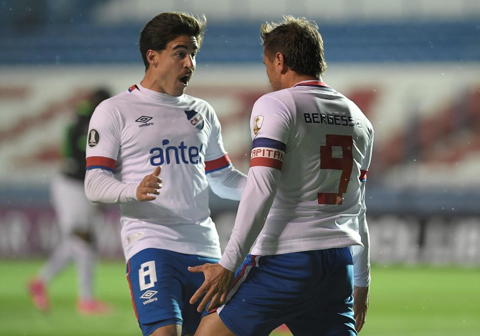 Gonzalo Bergessio convirtió el 1-0 frente a Alianza Lima